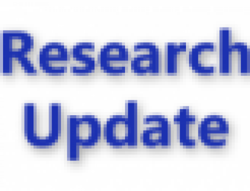Research update from Dr. Jason White
