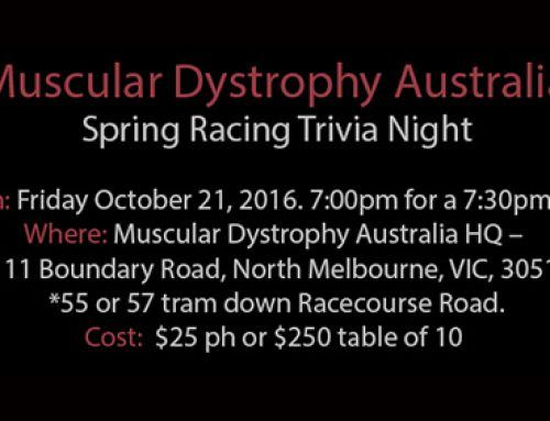 Spring Racing Trivia Night