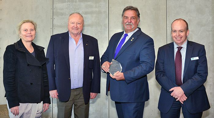 Executive Director's Lifetime Achievement to MDA Recognised