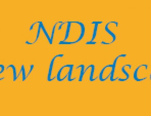 NDIS – implementation will create a new landscape