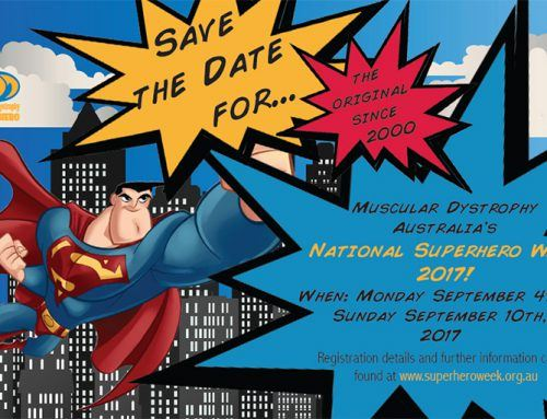 National Superhero Week Registrations Now Open