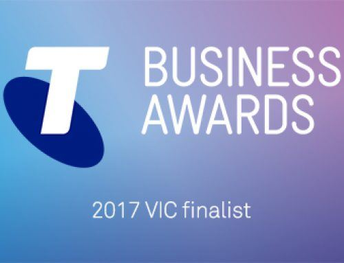 MDA Finalist – 2017 Telstra Business Awards