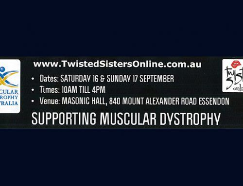 Twisted Sisters Supporting MDA